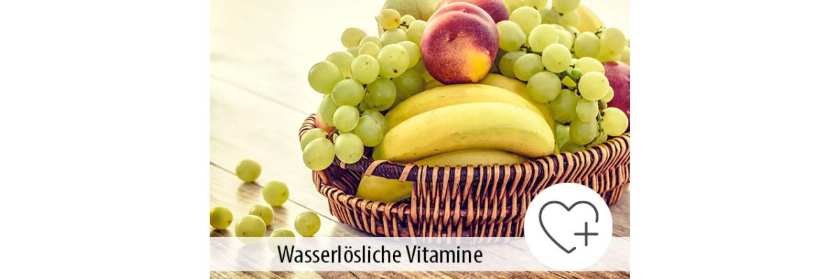 Warum wasserlösliche B-Vitamine und Vitamin C so wichtig für den menschlichen Körper sind - Warum wasserlösliche B-Vitamine und Vitamin C so wichtig für den menschlichen Körper sind