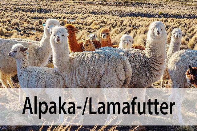 Alpakafutter Lamafutter LAPAKO
