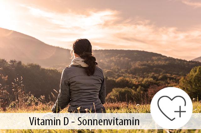 Ratgeber Vitamin D Sonnenvitamin