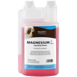 MAGNESIUM Liquid für Pferde - Vitamin B12 und...