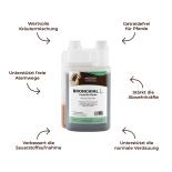 BRONCHIAL Liquid für Pferde - Atemwegskräuter...