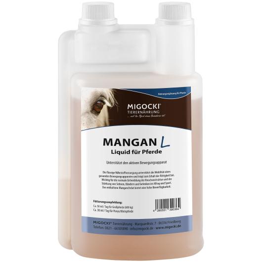 MANGAN Liquid für Pferde - Sehnen und Bänder 1000 ml