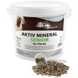 AKTIV MINERAL SENIOR Hochwertiges Mineralfutter für ältere Pferde