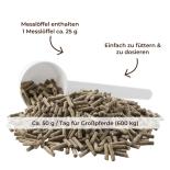 AKTIV MINERAL SPORT Hochwertiges Mineralfutter für Sportpferde