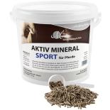 AKTIV MINERAL SPORT Hochwertiges Mineralfutter für...