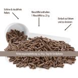 BIERHEFE für Pferde - Fellwechsel und Verdauung