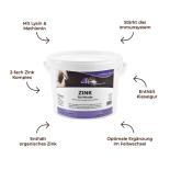 ZINK für Pferde - Immunsystem und Fellwechsel