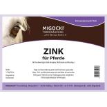 ZINK für Pferde - Immunsystem und Fellwechsel 1,5 kg Eimer