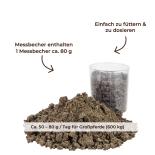 LEINKUCHEN für Pferde - Fellglanz und Verdauung 3 kg