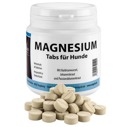 BERUHIGUNG für Hunde - Entspannt (60 Tabletten)