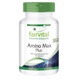 Amino Max Plus - 90 Tabletten für Sie und Ihn