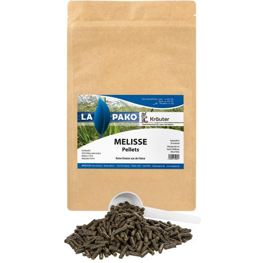 Lapako MELISSE  für Alpakas/Lamas - Kräuter 600 g