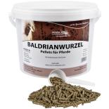 BALDRIANWURZEL für Pferde - Kräuter Nervenstärke