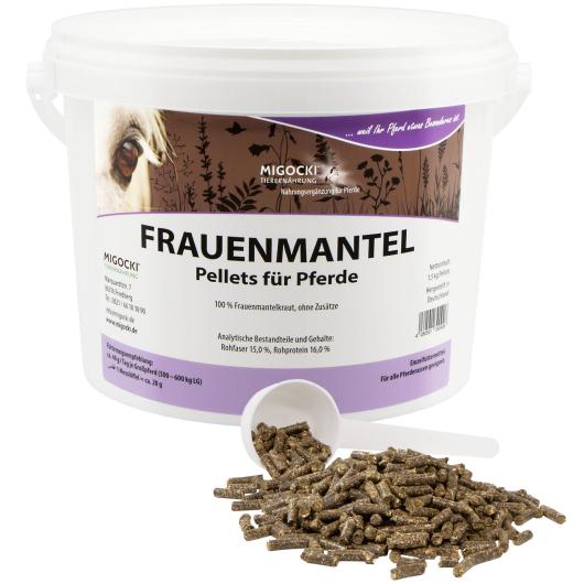 FRAUENMANTEL für Pferde - Kräuter Haut