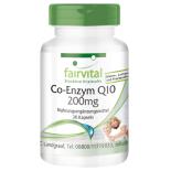 Q10 200 mg - 30 Kapseln Co-Enzym Q10 für Sie und Ihn