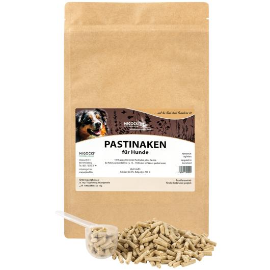 PASTINAKEN  für Hunde - BARF Ergänzung  (pelletiert) 1 kg