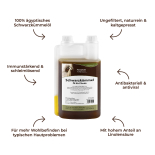 SCHWARZKÜMMELÖL für Pferde 1000 ml