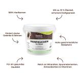HANFKUCHEN für Pferde - Haut und Gelenke 3 kg
